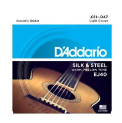 daddario silk and steel